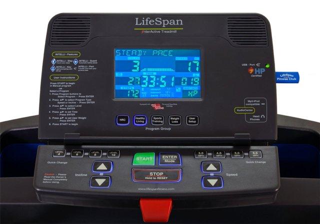 Treadmill-Control-Panel